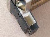 Magnum Research Micro Desert Eagle .380 ACP Pistol in Nickel Teflon Finish w/ Box, Manual, Etc.** Minty Un-fired Pistol! ** SOLD - 7 of 15