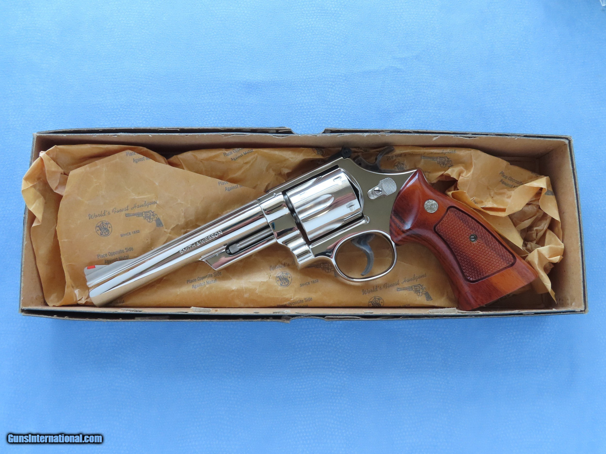 Smith /& Wesson .44 Magnum Model 29 Revolver Parts and Maintenance Manual