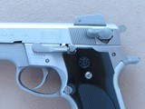 Vintage Smith & Wesson Model 659 Stainless Steel 9mm Pistol** Custom Tuned Trigger ** SOLD - 3 of 25