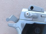Vintage Smith & Wesson Model 659 Stainless Steel 9mm Pistol** Custom Tuned Trigger ** SOLD - 23 of 25