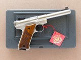 Ruger Mark III 60th Anniversary, Talo Edition, Limited, Cal. .22 LR, 2009
