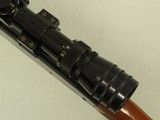 1969 Vintage Remington Model 760 Gamemaster Rifle in .270 Winchester w/ Redfield Tracker 3-9X Scope