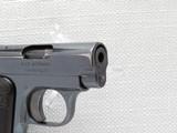 Colt 1908 Vest Pocket Model Hammerless, Cal. .25 ACP, 1911 Vintage, High Polish Blue SOLD - 8 of 8
