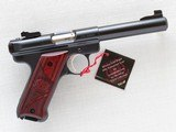Ruger Mark III 60th Anniversary, Talo Edition, Limited, Cal. .22 LR, 2009 - 2 of 8