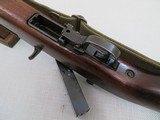 WW2 IBM M1 Carbine (1st production block) **MFG. 1943** SOLD - 21 of 21