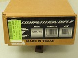 2015 Colt Competition CRX-16B 5.56/.223 Caliber Rifle w/ Original Box & Factory Test Target** Pristine Unfired Rifle! **SOLD - 25 of 25