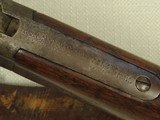 """Antique Remington """"New Model"""" 1867 Rolling Block Military Rifle in 43 Spanish Caliber (11x57mmR) - 13 of 25"""