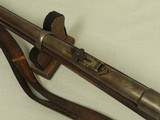 """Antique Remington """"New Model"""" 1867 Rolling Block Military Rifle in 43 Spanish Caliber (11x57mmR) - 15 of 25"""