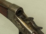 """Antique Remington """"New Model"""" 1867 Rolling Block Military Rifle in 43 Spanish Caliber (11x57mmR) - 16 of 25"""