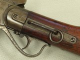 Rare Burnside Rifle Co. Spencer Model 1865 2-Band Musket in .52 Caliber