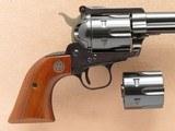 Ruger Old Model 3-Screw Blackhawk, Cal. .45 LC/.45 ACP, 1972 Vintage, 7 1/2 Inch Barrel - 3 of 12