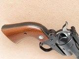 Ruger Old Model 3-Screw Blackhawk, Cal. .45 LC/.45 ACP, 1972 Vintage, 7 1/2 Inch Barrel - 7 of 12