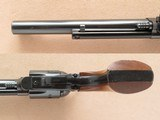 Ruger Old Model 3-Screw Blackhawk, Cal. .45 LC/.45 ACP, 1972 Vintage, 7 1/2 Inch Barrel - 6 of 12