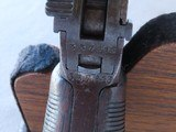 WW1 Mauser C96 Broomhandle Pistol in .30 Mauser** All-Matching and All-Original ** SOLD - 13 of 25