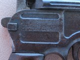WW1 Mauser C96 Broomhandle Pistol in .30 Mauser** All-Matching and All-Original ** SOLD - 5 of 25