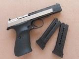"Sig Arms Hammerli Trailside .22 Pistol w/ 4.5"" Inch Barrel, Extra Factory Magazine** Superb .22 Semi-Auto Pistol ** - 21 of 24"