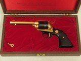 1968 Vintage Colt Nathan Bedford Forrest Scout .22 Revolver w/ Case
