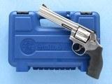 Smith & Wesson Model 686 Distinguished Combat Magnum, Cal. .357 Magnum, 6 Inch Barrel - 8 of 11