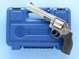 Smith & Wesson Model 686 Distinguished Combat Magnum, Cal. .357 Magnum, 6 Inch Barrel