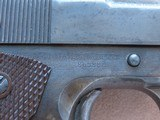 WW2 1943 Ithaca Model 1911A1 .45 ACP Pistol** Very Early Production ** SALE PENDING - 10 of 25
