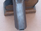WW2 1943 Ithaca Model 1911A1 .45 ACP Pistol** Very Early Production ** SALE PENDING - 18 of 25