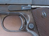 WW2 1943 Ithaca Model 1911A1 .45 ACP Pistol** Very Early Production ** SALE PENDING - 12 of 25