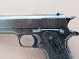 Argentine Sistema Colt Model 1927 DGFM Licensed Colt M1911A1 .45 A.C.P. SOLD - 3 of 23