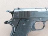 Argentine Sistema Colt Model 1927 DGFM Licensed Colt M1911A1 .45 A.C.P. SOLD - 8 of 23