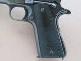 Argentine Sistema Colt Model 1927 DGFM Licensed Colt M1911A1 .45 A.C.P. SOLD - 2 of 23
