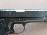 Argentine Sistema Colt Model 1927 DGFM Licensed Colt M1911A1 .45 A.C.P. SOLD - 11 of 23