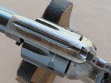"Old Model Ruger Vaquero Single Action .45 L.C. Blue 4-5/8"" barrel - 13 of 19"