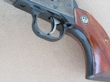 "Old Model Ruger Vaquero Single Action .45 L.C. Blue 4-5/8"" barrel - 16 of 19"