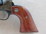 "Old Model Ruger Vaquero Single Action .45 L.C. Blue 4-5/8"" barrel - 7 of 19"