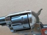 "Old Model Ruger Vaquero Single Action .45 L.C. Blue 4-5/8"" barrel - 9 of 19"