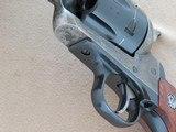 "Old Model Ruger Vaquero Single Action .45 L.C. Blue 4-5/8"" barrel - 17 of 19"