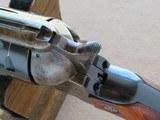 "Old Model Ruger Vaquero Single Action .45 L.C. Blue 4-5/8"" barrel - 12 of 19"