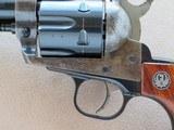 "Old Model Ruger Vaquero Single Action .45 L.C. Blue 4-5/8"" barrel - 8 of 19"