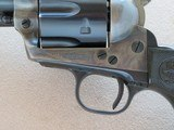 "Colt Single Action Army, 2nd Generation, Cal. .38 Special, 5-1/2"" Barrel, 1957 Vintage - 8 of 21"