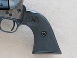 "Colt Single Action Army, 2nd Generation, Cal. .38 Special, 5-1/2"" Barrel, 1957 Vintage - 7 of 21"