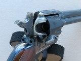 "Uberti 5.5"" Cattleman New Model Revolver in .45 Colt w/ Original Box, Manual, Etc.** Flat Mint & Unfired! ** SOLD - 21 of 25"