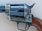 "Uberti 5.5"" Cattleman New Model Revolver in .45 Colt w/ Original Box, Manual, Etc.** Flat Mint & Unfired! ** SOLD - 4 of 25"