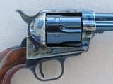 "Uberti 5.5"" Cattleman New Model Revolver in .45 Colt w/ Original Box, Manual, Etc.** Flat Mint & Unfired! ** SOLD - 8 of 25"