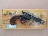 "Uberti 3-1/2"" Stallion Birdshead OWD Revolver in .38 Special w/ Original Box, Manual, Etc.** Flat Mint & Unfired! **"