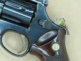 "Early 1980's Vintage Taurus Model 66 .357 Magnum Revolver w/ 6"" Inch Barrel