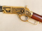 America Remembers, Taylor & Co. 1860 Henry Rifle, NRA Tribute, Cal. 44/40, Very Attractive 1860 Reproduction - 5 of 10