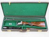 Merkel Suhl Model 211E Combination Gun 12 Ga. & 7X65R Caliber** MFG. 1970 W/ Case & Zeiss Scope** SOLD - 3 of 24