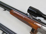 Merkel Suhl Model 211E Combination Gun 12 Ga. & 7X65R Caliber** MFG. 1970 W/ Case & Zeiss Scope** SOLD - 6 of 24