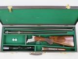 Merkel Suhl Model 211E Combination Gun 12 Ga. & 7X65R Caliber** MFG. 1970 W/ Case & Zeiss Scope** SOLD - 23 of 24