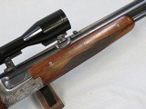 Merkel Suhl Model 211E Combination Gun 12 Ga. & 7X65R Caliber** MFG. 1970 W/ Case & Zeiss Scope** SOLD - 11 of 24