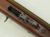 WW2 1943-1944 1st Block Production I.B.M. U.S. M1 Carbine in .30 Carbine** Scarce Benicia Arsenal Rebuild in Early I-Cut Winchester Stock** SOLD - 17 of 25